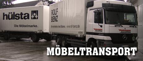 Spedition möbeltransport  F. Ruhrmann e. K. - Spedition